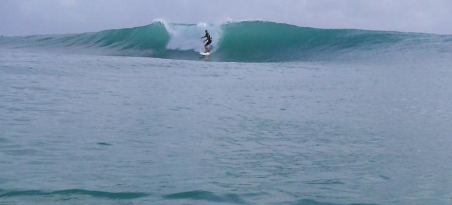 Playa Punta Carenero bocas panama