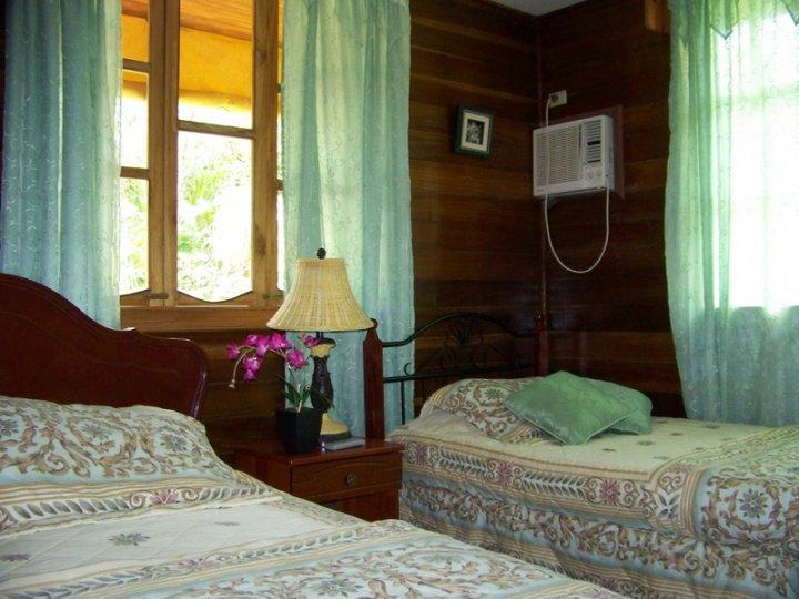 habitaciones hotel tierra verde