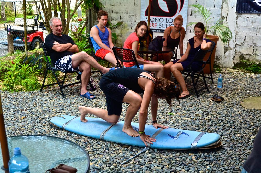 Mono Loco Surf School bocas del toro