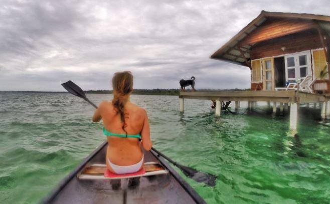 kayak bocas