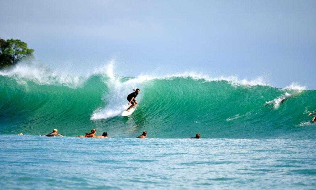 guia para surfear en bocas del toro