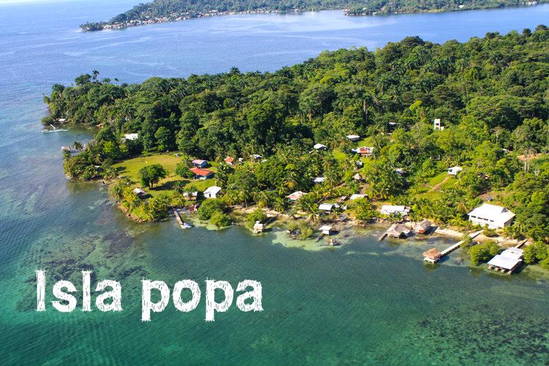 isla popa