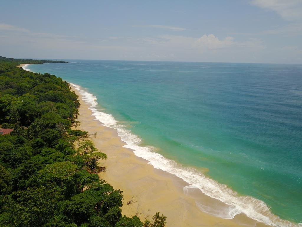 Playa Bluff bocas del toro panamá