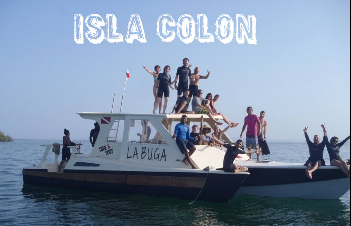 isla colon