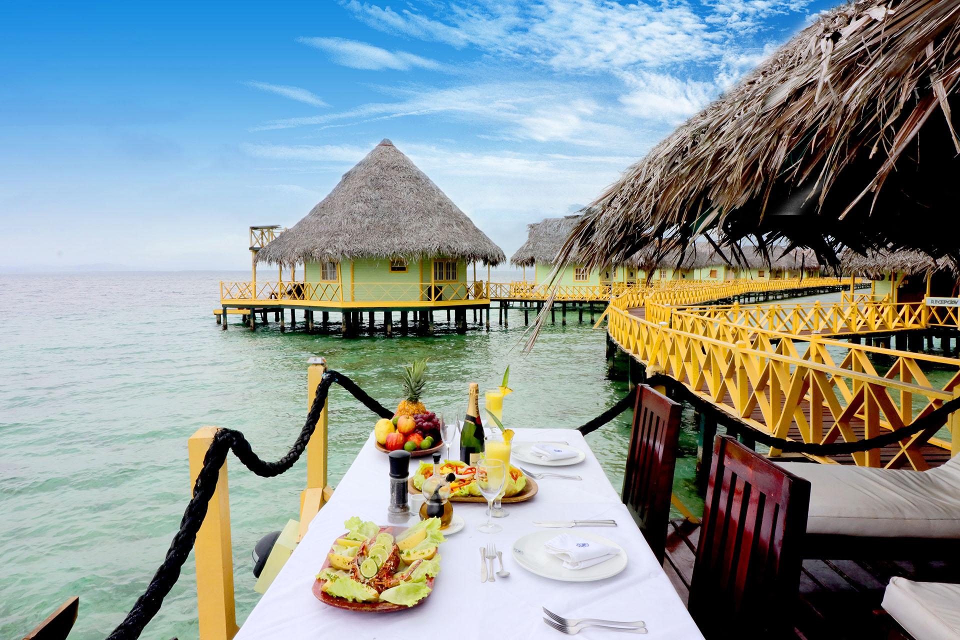 Hotel Punta Caracol Acqua Lodge2