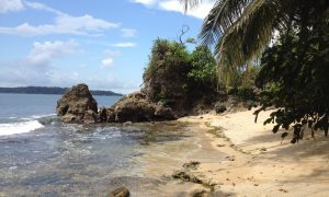 Punta Carenero Beach