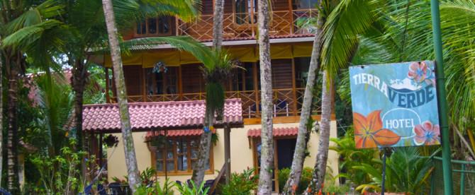 hotel tierra verde bocas