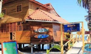 Bibi's on the Beach Restaurant