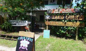 taco surf bocas restaurant