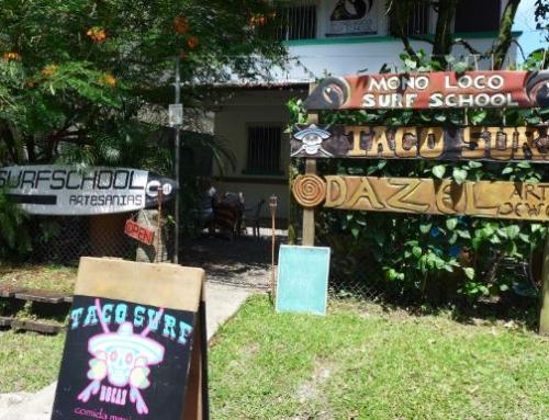 Taco Surf Bocas Restaurante
