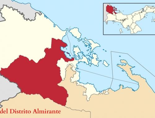 Distritos dela Provinciade Bocas del Toro