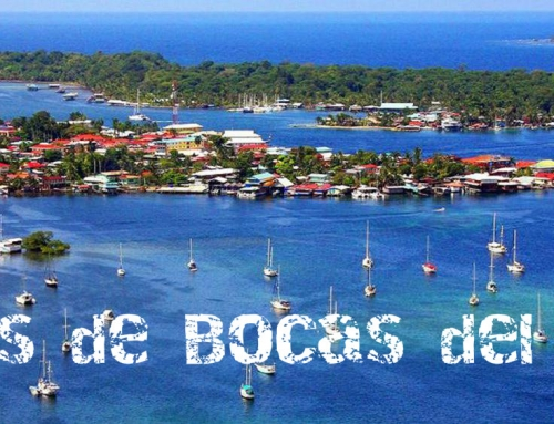 Cuántas islas tiene la provincia de Bocas del Toro