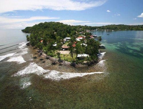 Quién descubrió el archipiélago de Bocas del Toro